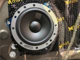 镇江丰田锐志汽车音响改装丹麦丹拿236两分频喇叭,欧卡改装网,汽车改装