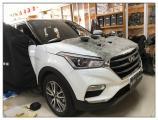 昆山现代ix25汽车音响改装德国彩虹EL-c6.2喇叭,欧卡改装网,汽车改装