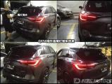 东莞英菲尼迪QX50升级海外版尾灯+Carplay车载系统文章案例,欧卡改装网,汽车改装
