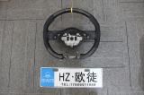 杭州汽车改装奔驰CLA45改装OLED旋钮+360全景影像,欧卡改装网