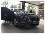 昆山汽车音响改装马自达昂克赛拉改装德国彩虹EL-C6.2P喇叭,欧卡改装网,汽车改装