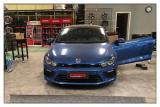 德州汽车动力改装大众尚酷2.0T升级HDP程序,欧卡改装网,汽车改装