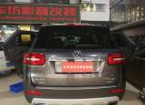 重庆汽车隔音改装长安CS95改装中道环保隔音,欧卡改装网,汽车改装