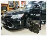 昆山汽车音响改装丰田凯美瑞改装丹拿272喇叭,欧卡改装网,汽车改装