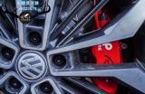 [凌渡GTS刹车改装]AP9540大四刹车卡钳,制动撩妹必备,欧卡改装网,汽车改装