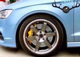 [奥迪S3刹车改装]Brembo GT大六刹车卡钳,顶级制动,欧卡改装网,汽车改装