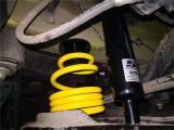 合肥汽车改装领克03+改装KW ST专车专用避震,欧卡改装网,汽车改装