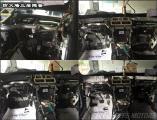 东莞汽车隔音改装宝马1系118i改装必拓环保三层隔音,欧卡改装网,汽车改装