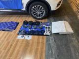 呼和浩特汽车音响改装哈弗H6改装JBL全套音响,欧卡改装网,汽车改装