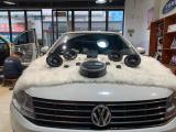 呼市汽车音响改装 大众朗逸改装漫步者GF651C喇叭,欧卡改装网,汽车改装