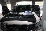 嘉兴汽车音响改装 日产途乐改装丹拿236+M171三分频喇叭,欧卡改装网,汽车改装