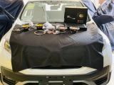 佛山汽车音响改装 本田·混动CRV改装惠威F1600Ⅱ套装喇叭,欧卡改装网,汽车改装
