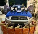 云浮汽车音响改装 丰田RAV4改装JBL 61CF二分频喇叭,欧卡改装网,汽车改装
