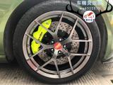 [捷豹XF刹车改装]Brembo GT6大六刹车卡钳,霸气制动撩妹,欧卡改装网,汽车改装