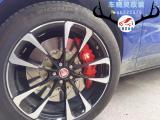 [捷豹F-PACE刹车改装]AP8520大六卡钳、搭配410MM划线盘,欧卡改装网,汽车改装