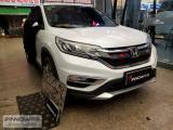 上海汽车隔音改装 本田CRV改装俄罗斯StP隔音,欧卡改装网,汽车改装