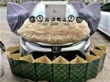 云浮汽车音响改装 丰田新雷凌改装洛克力量R653三分频音响,欧卡改装网,汽车改装