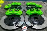 [奥迪S5刹车改装]Brembo GT前6后4刹车卡钳,霸气制动,欧卡改装网,汽车改装