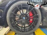 [新款宝马5系刹车改装]AP9560大六活塞卡钳,强劲制动,欧卡改装网,汽车改装