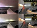 东莞车灯改装 JEEP自由光改装PDK LED双光透镜,欧卡改装网,汽车改装