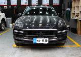 杭州汽车改装 保时捷卡宴Turbo改装电动拖车钩,欧卡改装网,汽车改装