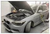 德州汽车动力改装 宝马M135升级HDP程序,欧卡改装网,汽车改装