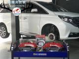 [广汽传祺GM8刹车改装]Brembo V6大六卡钳,制动撩妹神器,欧卡改装网,汽车改装