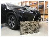 昆山汽车音响改装 雷克萨斯RX350安装丹麦丹拿音响,欧卡改装网,汽车改装