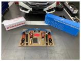 德州汽车避震改装 十代思域两厢FC1升级绞牙避震,欧卡改装网,汽车改装