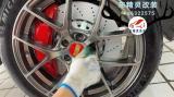 [奥迪A4l刹车改装]阿基波罗8N大六活塞卡钳,帅气制动,欧卡改装网,汽车改装