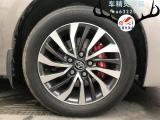 [丰田卡罗拉刹车改装]AP9200大四活塞卡钳,帅气制动,欧卡改装网,汽车改装