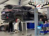 [汉兰达刹车改装]AP85前6后4刹车卡钳套装,完美制动,欧卡改装网,汽车改装