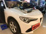佛山汽车音响改装 阿尔法罗密欧stelvio改装劲浪ES165K二分频喇叭,欧卡改装网,汽车改装