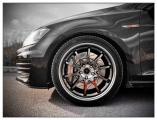 德州汽车改装避震 高尔夫7 GTI改装EIBACH短簧,欧卡改装网,汽车改装
