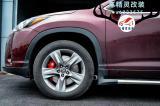[丰田汉兰达刹车改装]AP9560大六卡钳、搭配380MM盘,欧卡改装网,汽车改装