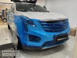 上海汽车音响改装 凯迪拉克XT5改装德国彩虹EL-C6.2两分频喇叭,欧卡改装网,汽车改装