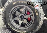 [Jeep牧马人刹车改装]AP前六后四刹车卡钳套装,欧卡改装网,汽车改装
