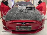 上海汽车音响改装 特斯拉Model S改装丹拿40周年两分频喇叭,欧卡改装网,汽车改装