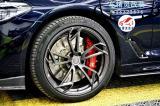[宝马5系G38刹车改装]AP9560大六活塞、搭配380MM盘,欧卡改装网,汽车改装