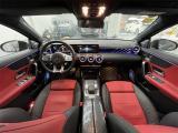 杭州汽车改装 奔驰A35改装碳纤维内饰+氛围灯+方向盘旋钮+改色+VE排气,欧卡改装网,汽车改装