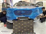 上海汽车音响改装 斯巴鲁力狮改装德国彩虹EL-C6.2两分频喇叭,欧卡改装网,汽车改装