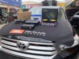 武汉汽车音响改装 丰田汉兰达改装惠威F1600II两分频套装喇叭,欧卡改装网,汽车改装