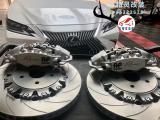 [雷克萨斯ES300h刹车改装]AP9540大四,低调帅气制动,欧卡改装网,汽车改装