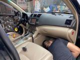 武汉汽车音响改装 丰田汉兰达改装美国JBLCLUB605CSQ两分频套装喇叭,欧卡改装网,汽车改装