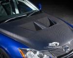 雷克萨斯IS汽车外观改装碳纤维机盖,欧卡改装网,汽车改装