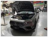 德州汽车动力改装 奔驰A35L升级HDP程序,欧卡改装网,汽车改装