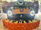 云浮汽车音响改装 欧拉好猫改装Venom ZRN两分频喇叭,欧卡改装网,汽车改装