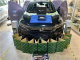云浮汽车音响改装 本田皓影改装联想12路顶级音频处理器,欧卡改装网,汽车改装