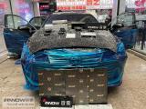 上海汽车隔音改装 丰田亚洲龙改装俄罗斯StP隔音,欧卡改装网,汽车改装