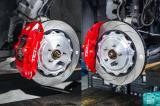 广州汽车改装刹车 雷克萨斯CT改装TEI-P40NS+街道性能刹车卡钳,欧卡改装网,汽车改装